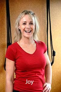 Joy Sanders - Iyengar Certified Yoga Teacher