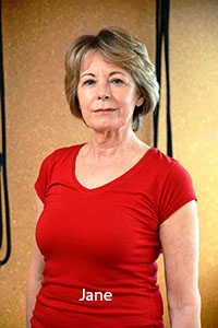 Iyengar Certified Yoga Teacher - Jane von Roy
