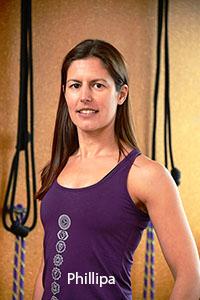 Iyengar Yoga Certified Teacher - Philippa Payne