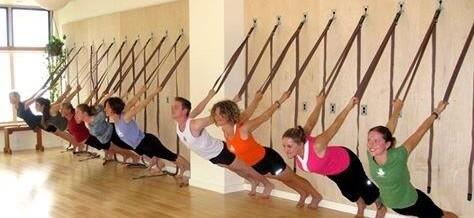 Yoga Workshop – 23 May – Using Ropes in Iyengar