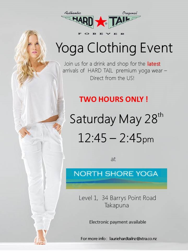hardtail yoga clothing special