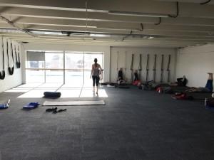 North shore Iyengar yoga studio takapuna