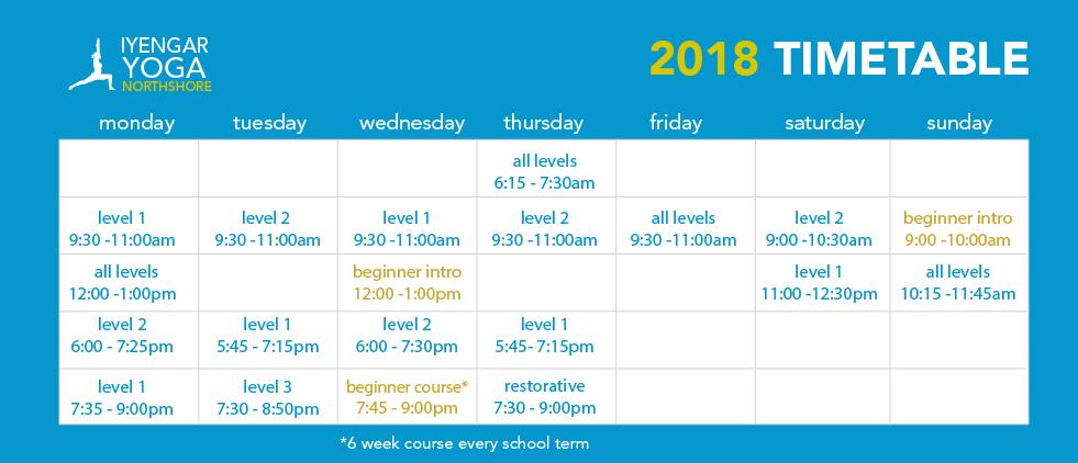North Shore Yoga Website-timetable-Revised-Jan-18